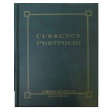 Armored Brand USA - Currency Portfolio- Green