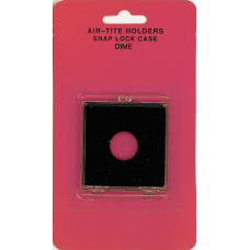 Air Tite - Dime Snap Lock Cases - Black