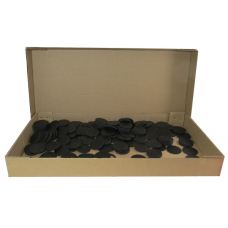 Air Tite - X34 Black Rings - Bulk