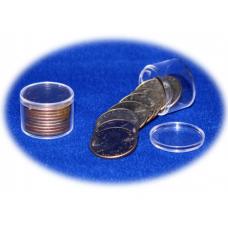 CoinSafe - Quarter Coin Tubes pack 100 (10 Coins)