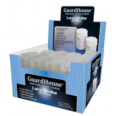 Guardhouse Large Dollar Coin Square Tube-50 Pack