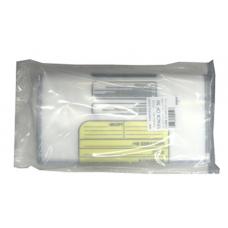 MMF - Large Sized Tamper Evident Deal Bag pack 100 Count