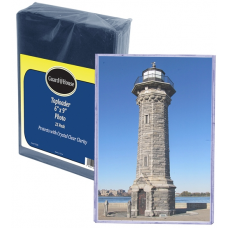 Guardhouse 6x9 Photo Toploader Sleeves