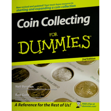 Hungry Minds, Inc - Coin Collecting for Dummies