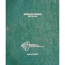 Intercept Shield - Jefferson Nickels 2003 to Present w/Proof