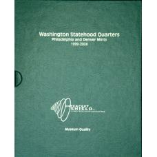 Intercept Shield - Washington Statehood Quarters 1999-2008 P&D