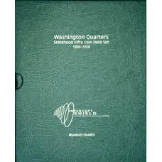 Intercept Shield - Statehood Quarters 1999-2008 1 Port Per State