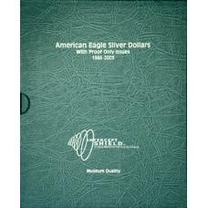 Intercept Shield - American Eagle Silver Dollars 1986-2003 w/Pr