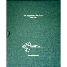 Intercept Shield - Sacagawea Dollars w/ Proofs