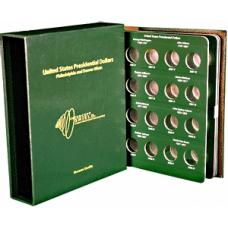 Intercept Shield - US Presidential Dollars P&D Mints Album