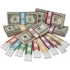 Currency Straps $2000 - Violet