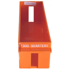 Quarter Rolled Large Capacity Coin Trays