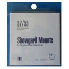 Showgard - 57x55 Showgard Plate Blocks and Covers (Black)