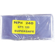Supersafe - Modern Size Currency Holders