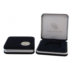 US Treasury - US Mint Silver Eagle Presentation Box